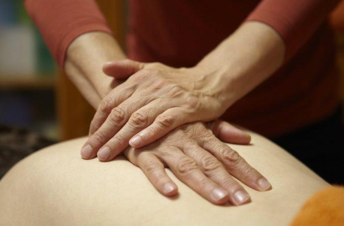 Dorn-Methode und   Breuß-Massage